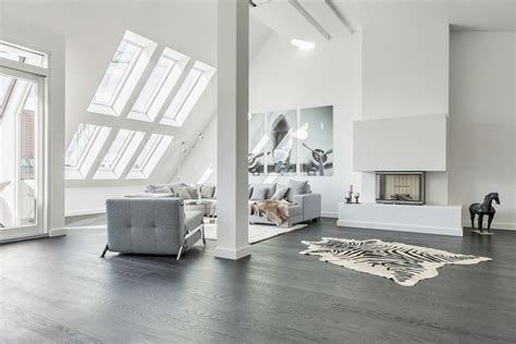 Luminous Contemporary Apartment For Sale In Berlin