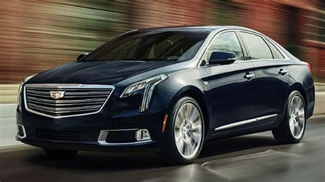 2019 Cadillac Xts While Waiting For The Second Generation