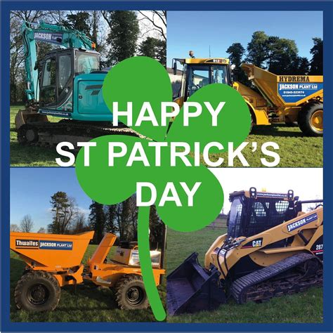 Have a good one. 😉 #JacksonPlantLtd #HappyStPatricksDay ...