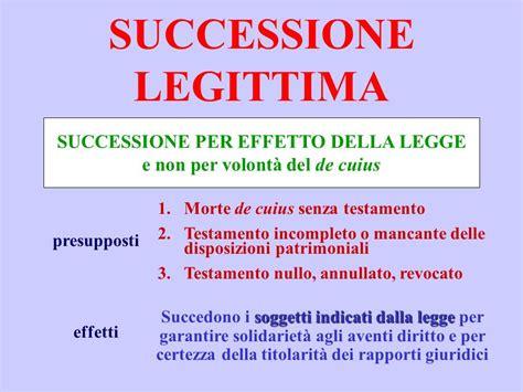 Testamento Olografo Legittima by Fac Simile Testamento Olografo Legittima Questa