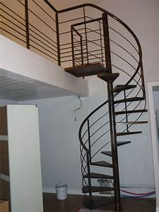 Escalier Colimacon Cometac