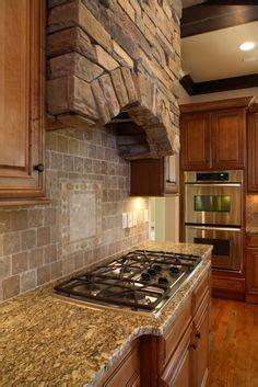 custom stone range hoods google search rustic kitchen