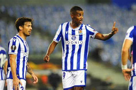 La Liga Matchday 11: 1st Place Real Sociedad vs 3rd Place ...