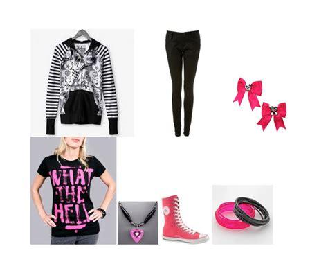 Avril Lavigne Concert outfit by SkullCupcakez on DeviantArt