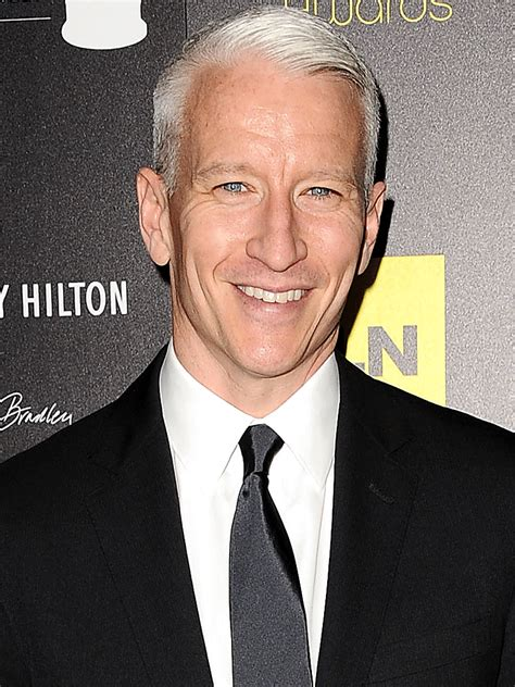 Anderson Cooper List of Movies and TV Shows - TV Guide