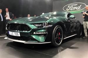 Ford Mustang bullitt 2018 Review, Specs, Price - Carshighlight.com