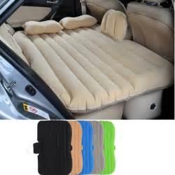 Auto Schlafen Matratze : aufblasbaren auto bett r cksitz abdeckung kissen outdoor ~ Jslefanu.com Haus und Dekorationen