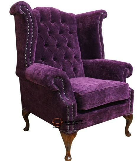 High Back Recliner Armchair by Chesterfield Armchair High Back Wing Chair
