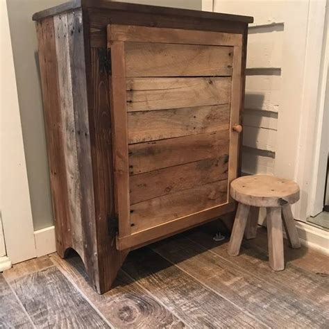 pallet wood cabinet ryobi nation projects