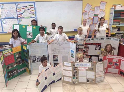 International School Science Fair 2017 International