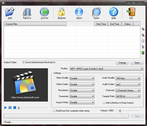 Allok Video To Ipod Converter Crack  Scorbermiulon's Blog