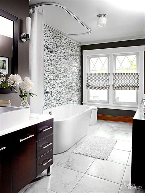 black bathrooms ideas black and white bathroom ideas