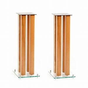 Custom, Design, Sq, 404, Wood, Speaker, Stand