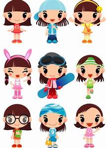 Images Of Cute Girl Cartoon Characters Disney Golfclub