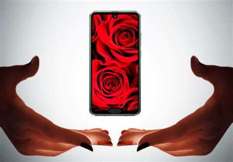 sharp unveils dual notch phone techspot