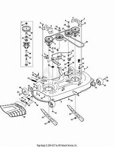 Troy Bilt 13ala1ks066 Tb1942  2015  Parts Diagram For