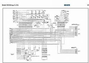 Peterbilt 359 Family Heavy Truck Wiring Diagrams Schematic