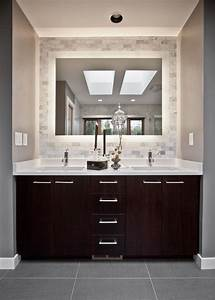 Best 25 modern bathroom vanities ideas on pinterest for Best brand of paint for kitchen cabinets with mirrored wall art decor