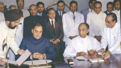 How Rajiv Gandhi's assassination changed politics in Tamil ...