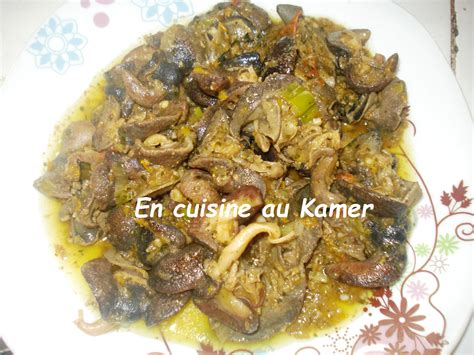 le cuisine escargots rôtis la cuisine camerounaise