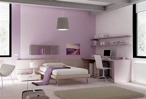 luminaire chambre ado fille With chambre lilas et gris