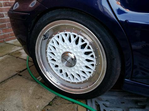 lenso bsx 4x100 lenso bsx 16 quot alloy wheels 4x100 vw polo in slough berkshire gumtree