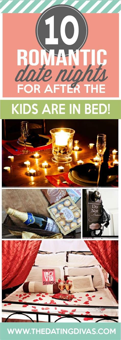 Here's a roundup of 13 fun dates you can do in the comfort of your own home! At Home Date Ideas You'll Love | Romantic dates, At home ...