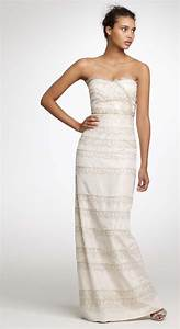 Understated elegance 2011 wedding dresses from jcrew for J crew wedding guest dresses