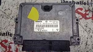 Comprar Centralita Motor Uce De Fiat Stilo  192  1 9 Jtd