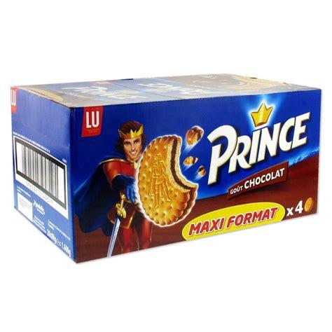 Biscuit en Gros : Prince Chocolat   boite de 20 paquets