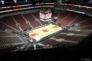 Upper Level Corner Kfc Yum Center Basketball Seating