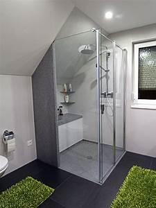Dusche In Der Schräge : fugenlos barrierefrei rutschfest mit der 24h badrenovierung von viterma wird ihr bad ganz nach ~ Bigdaddyawards.com Haus und Dekorationen