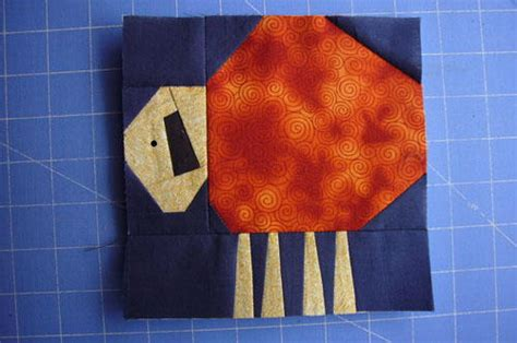 sheepy paper pieced quilt blocks favequiltscom