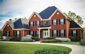 brick home floor plans brick house plans america s home place