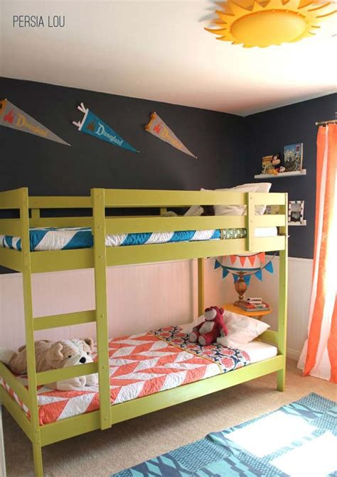 It's one of our favorites! 21 Brilliant Ideas for Boy and Girl Shared Bedroom ...