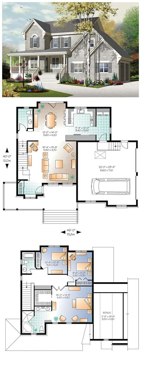 european floor plans european house plans home design ideas
