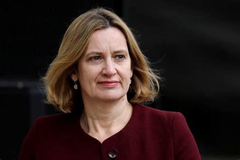 Amber Rudd: I realized scope of 'Windrush' migration ...