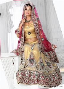 Bridal Brides-Wedding Dress-Beautiful Indian Bridal ...