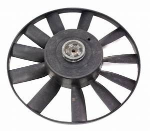 Lh Cooling Fan Blade 93-99 Vw Jetta Golf Gti Cabrio Mk3