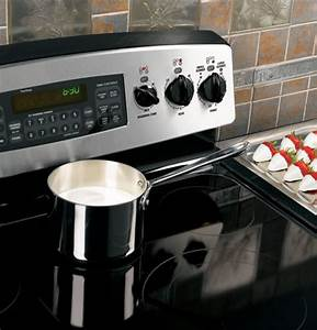Ge Pb970smss 30 Inch Electric Range With 5 Radiant