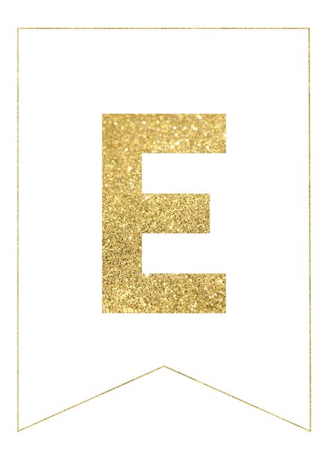 Print Letters Free by Gold Free Printable Banner Letters Rolas