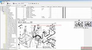 Terex Schaeff Hr 11 12 13 14 16 18 Parts Catalog