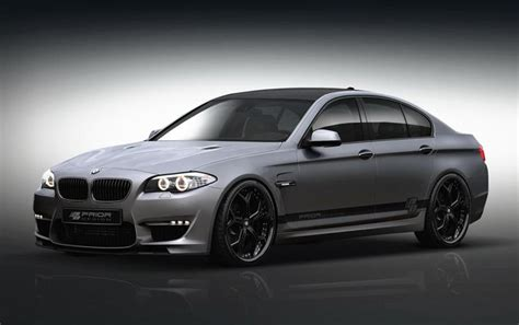 2012 bmw m5 f10 by prior design review top speed