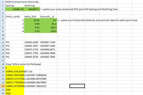 data mapping template lab 3 import and mapping of field data