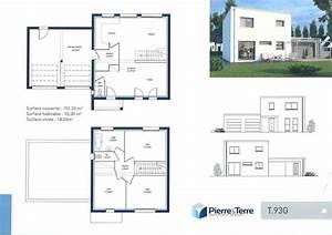 plan maison avec etage tage maison pour terrain troit 3 With le plan d une maison 11 soins dileostomie