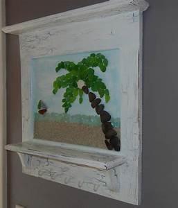 20, Photo, Of, Sea, Glass, Wall, Art