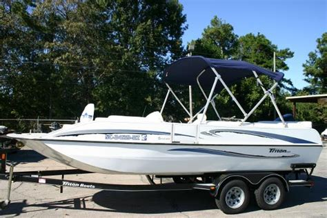 Triton Deck Boats by Powerboats For Sale In Oakwood