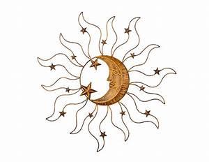 Metall Sonne Für Hauswand : sonne wanddekoration wandbild garten deko metall gartendekorationen shop ~ Markanthonyermac.com Haus und Dekorationen