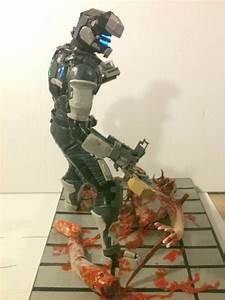 Dead Space handmade model for sale by johnstewartart on ...