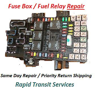 2003 Ford Expedition Fuse Box Diagram 5 4l by Ford Expedition Lincoln Navigator 2003 2006 Fuse Box